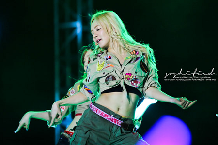 [b] ROUND 4 CLOSED~! ROUND 5 OPEN: Post The Funny and Passionate Dancing Queen Hyoyeon <333333~ [/b]