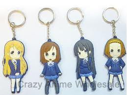 Kawaii ऐनीमे key chains!!