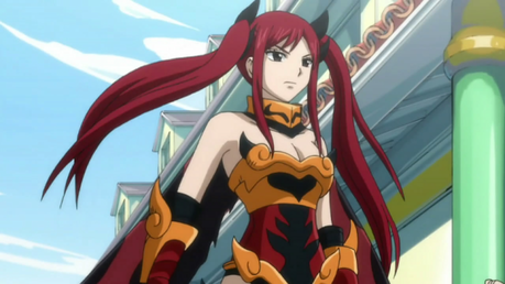 Erza Scarlet of Fairy Tail