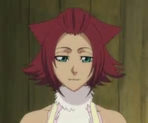 Hineko from Bleach