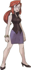Oh and Lorelli from pokemon