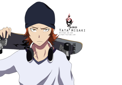 Yata from K-project