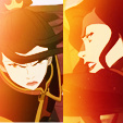 Asami & Azula, may change it later.