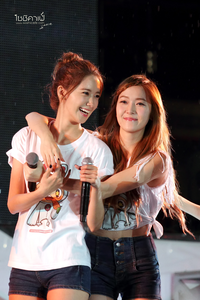 the answer is Yoona and Jessica (YoonSic)!!! winners 1st -Lindsay13- 2nd StarGirl9 3rd Izzah1511