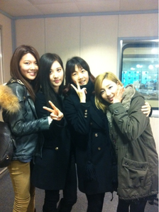 The answer is Sooyoung, Seohyun and Taeyeon(SooSeoTae)!!! winners 1st DawnLove92