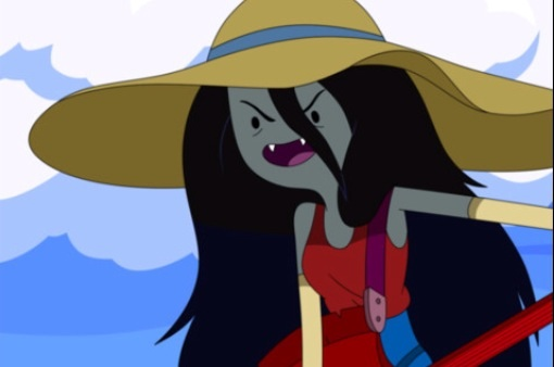 AM THE REAL LIFE  NON VAMPIRE  MALE VERSION OF MARCELINE  BOW TO ME