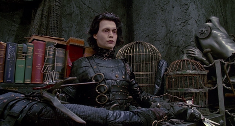 "I noticed him first time in ""Edward Scissorhands"". I watched this movie when I was 11 atau 12. I rem"