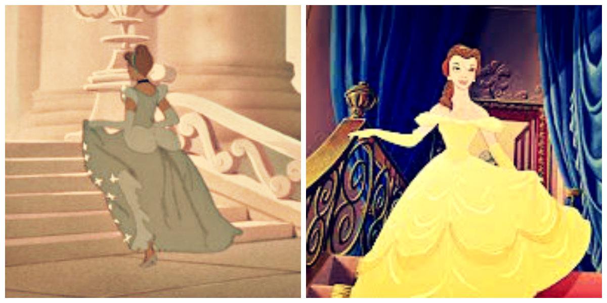 Cinderella's Ball Gown or