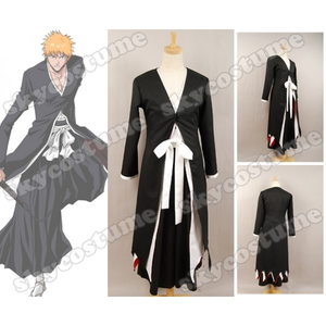 Deluxe custom made Bleach Cosplay Costumes for sale Only at Skycostume. 12% off and free shipping th