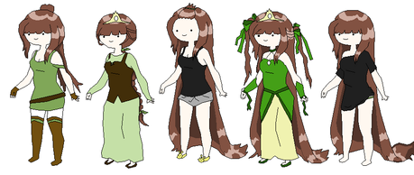 Name: Tamer Princess