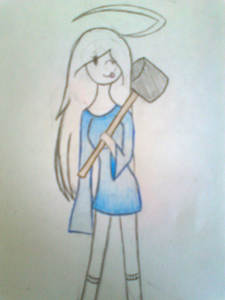 I have many OCs, but this is the most recent and probably my favorite ^.^