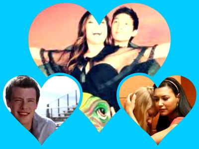 Finn Hudson Brittana although I like them as a couple as well :) Tike 1. I loved Finn Hudson fr