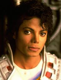 "Michael Jackson As ""Captain Eo"""