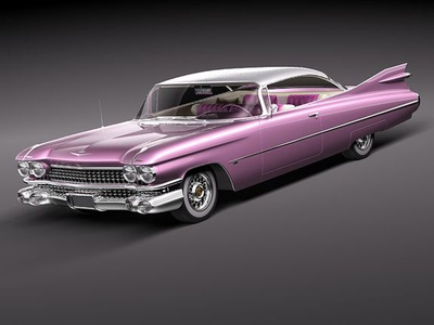 I'll start. Celestia would drive a '62 Cadillac Eldorado. What car Luna would drive?