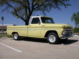 Big Mac would drive a 1964 GMC. What would Snips drive?