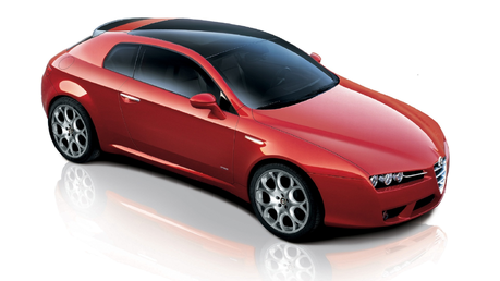 Twi would drive an Alfa Romeo Brera. What about Con Mane? (although I have a hunch about his car :)
