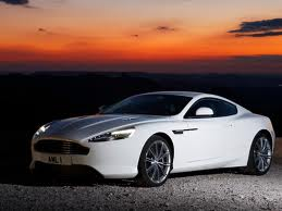 She'd drive an Aston Martin Virage. What about Shining Armor?