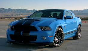 Colgate would drive a 2013 Ford Mustang GT500. What would Applebloom drive?