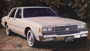 Shredder would drive a 1981 Impala. What would Lullaby drive?