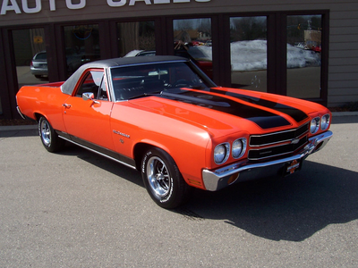 Snails would drive a '70 Chevy El Camino. What about Snips?
