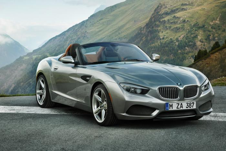 She'ddhave a BMW Z4 Zagato. What would Twist drive?