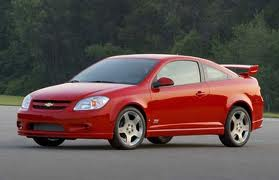 Twist's car would be a Chevy Cobalt. What car would Applebloom have?