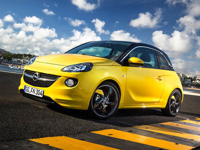She'd have an Opel Adam. What would Scootaloo have?