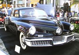Octavia would drive the 1948 Tucker Torpedo. What would Vinyl drive?