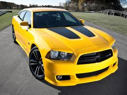 She'd drive a Dodge Charger SRT Super Bee. What would Spike drive?