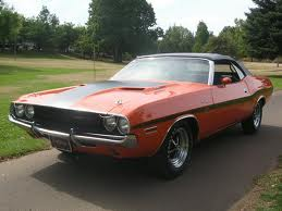 "cầu vồng ""Dad"" would drive a 1970 Dodge Challenger. What would Inky ""Octavia"" Pie drive?"