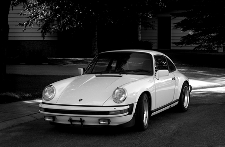 She'd have a '80 Porsche 911. What would Rarity's dad drive?