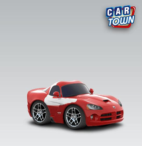 Braeburn's car would be a Dodge rắn độc, viper SRT10. What car would quả anh đào, anh đào Jubilee have?
