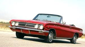 She'd have a 1961 Buick Special. What would Firefly have?
