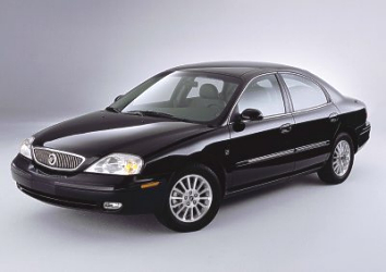 Spike would drive a 2001 Mercury Sable. What would Cheerilee have?