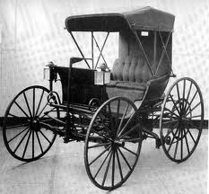 Starswirl the bearded would drive a Duryea. One of the very first cars ever built. What would Filly C