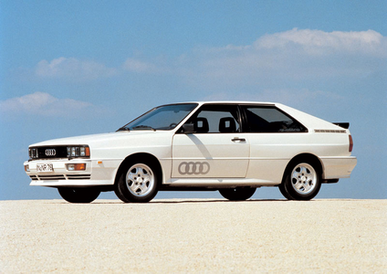 Filly Celly would drive a '80 Audi S1 Quattro. What would Filly Luna have?