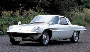 Fluffle Puff would drive a 1968 Mazda Cosmo. What would Snowdrop have?