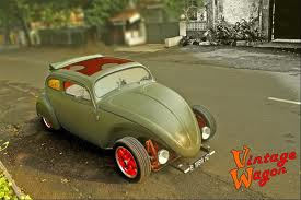 Button Mash would drive a Volkswagen hot rod. What would an ursa minor have?
