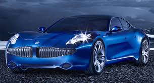 Roseluck would drive a 2012 Fisker Karma. What would Luna have?