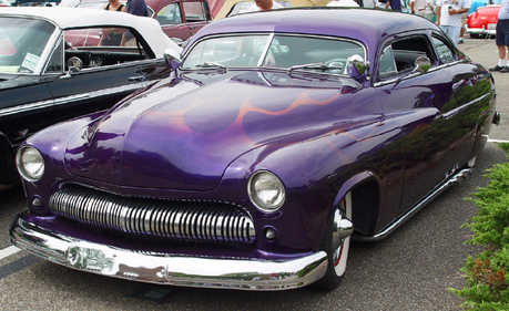 Timberwolves would drive '49 Mercury Coupes. What would The Hydra drive?