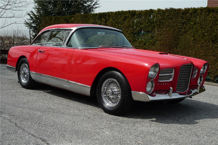 G4 Cheerilee would have a '58 Facel Vega. What would چیری, آلو بالو Jubilee have?