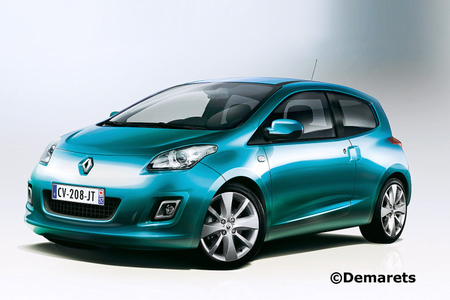 RDP Applebloom would have a 2013 Renault Twingo. What would regular Applebloom have?