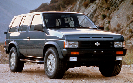 چیری, آلو بالو Berry would drive a '80 Nissan Pathfinder. What would Berry مککا, عجیب الخلقت have?