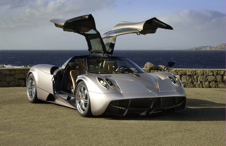 RD would drive a Pagani Huayra. What would RDP Dashie have?