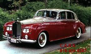 Actually it's Bartholomew Perfect the 55th. He would drive a 1955 Rolls Royce. What would Twilight Sp