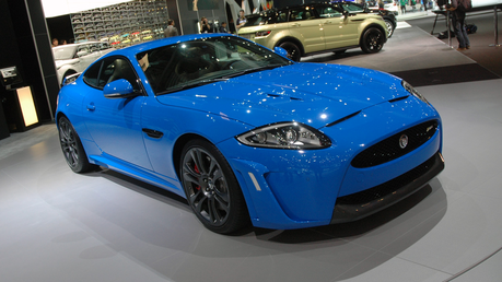 Vinyl Scratch would drive a 2011 Jaguar XK RS. What would the Cerberus have?