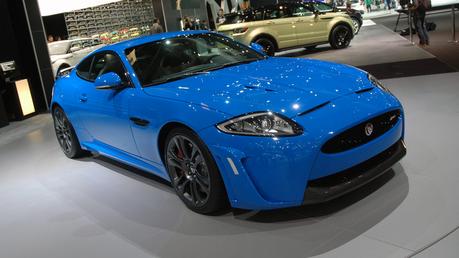 Vinyl Scratch would drive a 2011 Jaguar XK RS. What would the Cerberus have?