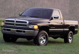 The Cerberus would drive a 1996 Dodge Ram. What would a Cockatrice have?