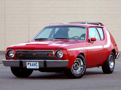 A cockatrice would drive a '76 AMC Gremlin. What would Soarin have?