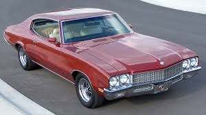 Click-Clack would drive a 1972 Buick Skylark. What would magnum have? (I just realized magnum was the